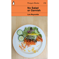 No Salad or Garnish (Leo Reynolds) Tags: photoshop penguin book cover spoof bookcover 0sec hpexif webthing xleol30x