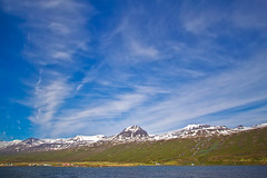 In Fáskrúðsfjörður today (*Jonina*) Tags: fab sky mountains clouds iceland ísland ský himinn fjöll fáskrúðsfjörður faskrudsfjordur canoneos500d absolutelystunningscapes