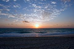 Sunrise ! (-william) Tags: ocean sky clouds sunrise f28 deleteit 2470mmf28 saveit saveit2 deleteit2 saveit3 deleteit3 deleteit4 deleteit5 deleteit6 deleteit7 deleteit8 deleteit10 deleteit9 d700 cancaun