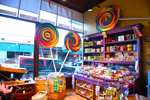 The Candy Vault Lollipops