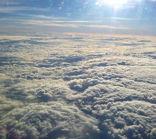 Mar de nuvem