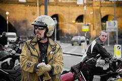 Neighbours envy Owners Pride (~FreeBirD~) Tags: london classic colours helmet safety harleydavidson moment leathers motorcyclist londoners hotshot portraitphotography sexydude maniya nikond700 meninleather motorcycleshots openhelmet manibabbarphotography londonbiker neighboursenvy ownerspride neighboursenvyownerspride