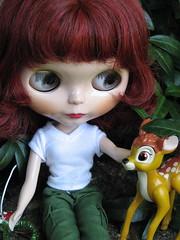 Fiona's new friend