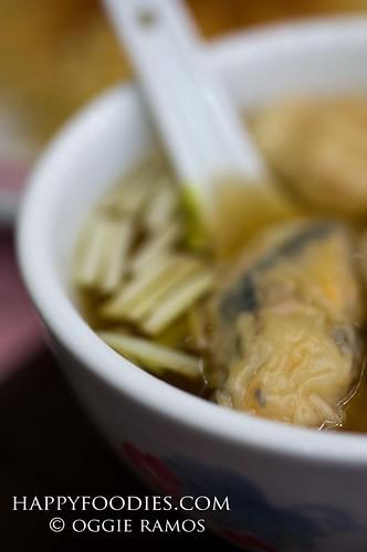 Hong Kong - Mak's Pork Dumpling & Wonton