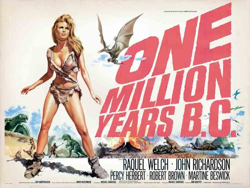 one_million_years_bc_poster