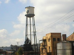 Buffalo Trace Water Tower 2