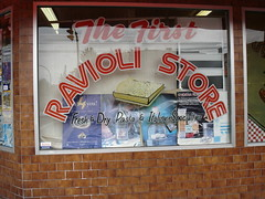 The First Ravioli Store