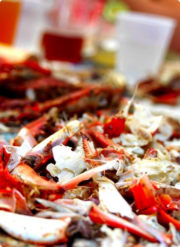 Crab Fest Carnage