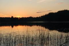 Midsummer II (St Ivar) Tags: summer lake nature night suomi finland landscape midsummer sysmä summernight