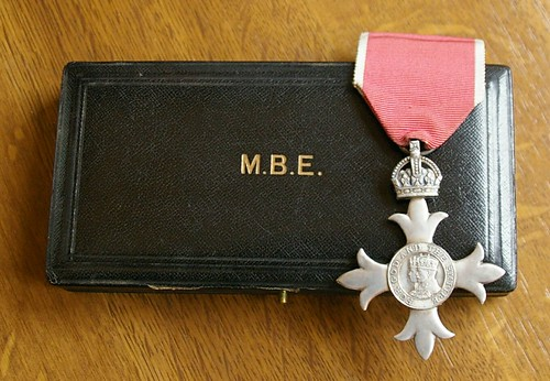 MBE by psmithson.