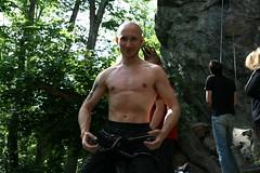 Still relaxed.. (Peter Hellberg) Tags: climbing zil skevik