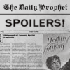 Harry Potter and the Deathly Spoilers