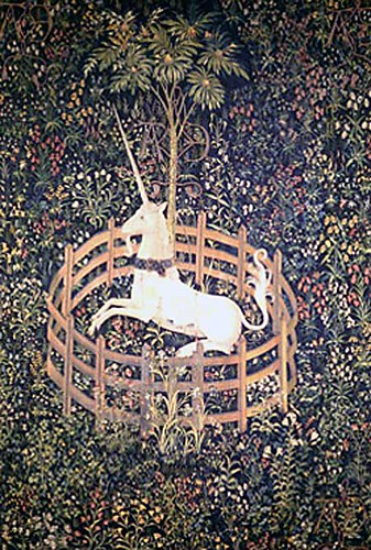 The Hunt of the Unicorn Tapestry_7