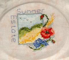 Sal Card Passione Ricamo - Summer
