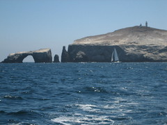 Anacapa Sea Arch, Channel Islands