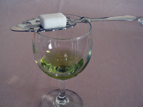 PF 1901, extrait d'absinthe