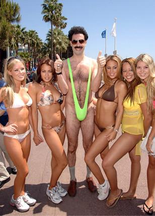 Borat Free Child