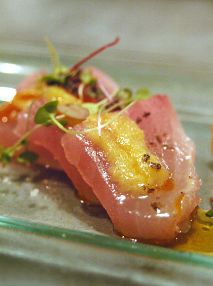 Bar Crudo Tuna