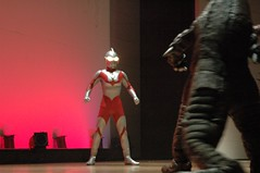 More pre-awards monster play, with Ultraman