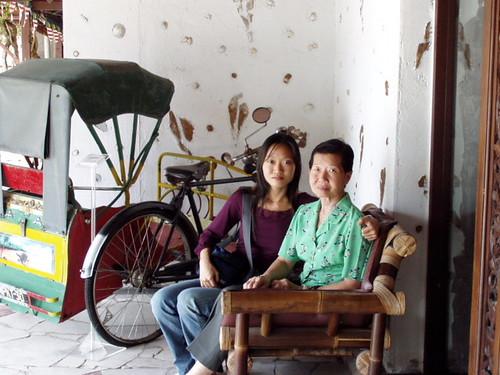 at batik factory