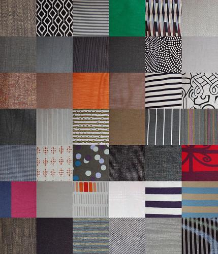 Fabrics, part one