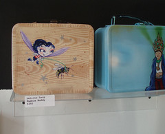 Custom Lunch Box show