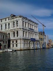 Canal grande - Palazzo Ca' Pesaro