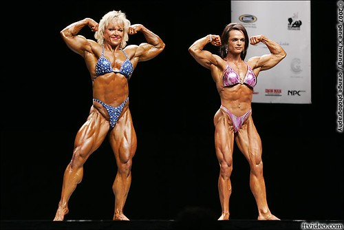 Lisa Aukland and Nicole Ball Win 2007 Atlantic City Pro Show