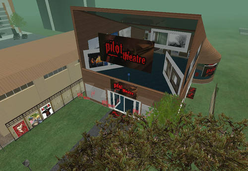 Pilot theatre hub - main building