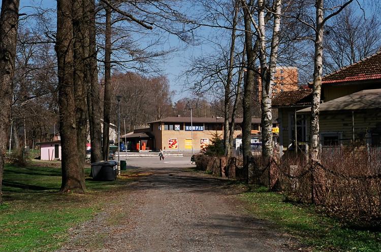 Visiting Dalsbruk