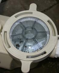Pentair pump lid