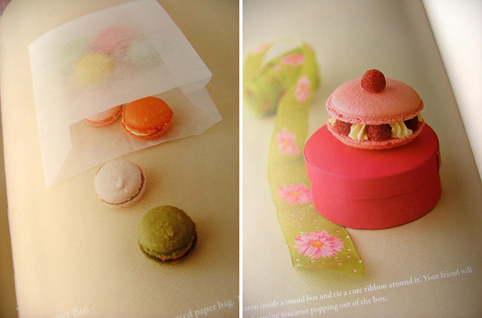 I love Macarons Book 02