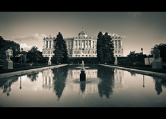Create Silence - the Royal Palace, Madrid