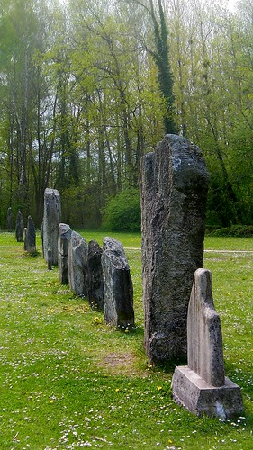 The Neolithic Menhirs-Statues of Clendy