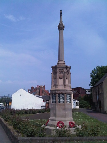 Swalwell War Memorial June 10