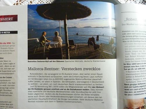 Mallorca Rentner: Verzockt!
