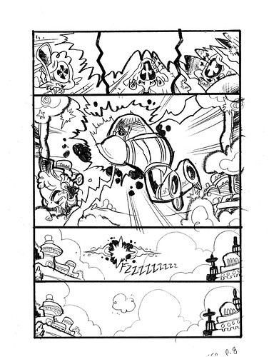 V'GER: Intergalactic Delivery Boy Page 8