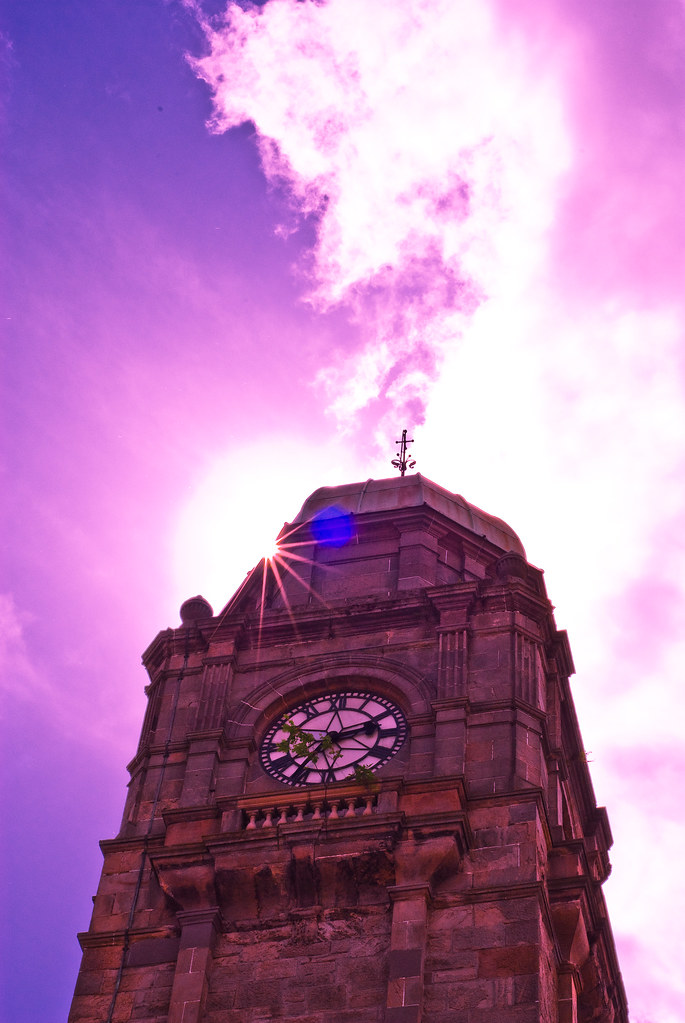 120610_ Townhall Clocktower #1