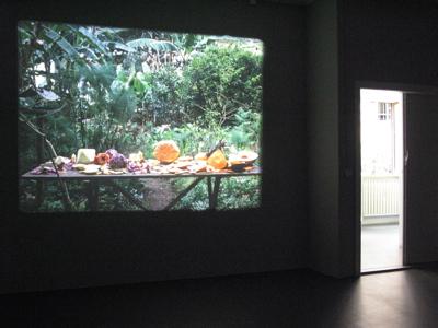 João Maria Gusmão & Pedro Paiva at Galerie Kamm