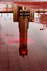 Reflejo despus de la lluvia (roxboyer) Tags: camera city reflection architecture club digital arquitectura estudio architect ojos reflejo tres municipalidad arquitecto salamone digitalcameraclub laprida roxboyer