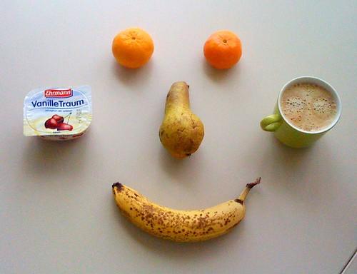 VanilleTraum, Clementinen, Birne & Banane
