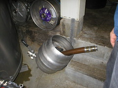 Magnolia's Brewpub Equipment in Basement