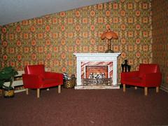 Paul's living room