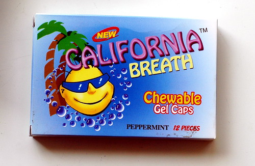 california breath
