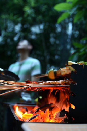 BBQ by Allen Zhou from Flickr