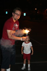 Fireworks Eric and Grace 1