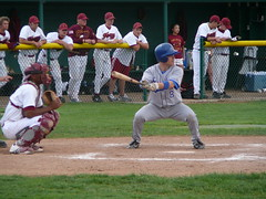 crouch (Paul L Dineen) Tags: baseball sports mcbl foxes fortcollinsfoxes fortcollins colorado smnotchecked mcblcsl baseballnov17 college city