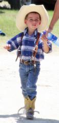 IMG_2106 (j.bloss) Tags: blue cowboyhat cowboyboots littlecowboy