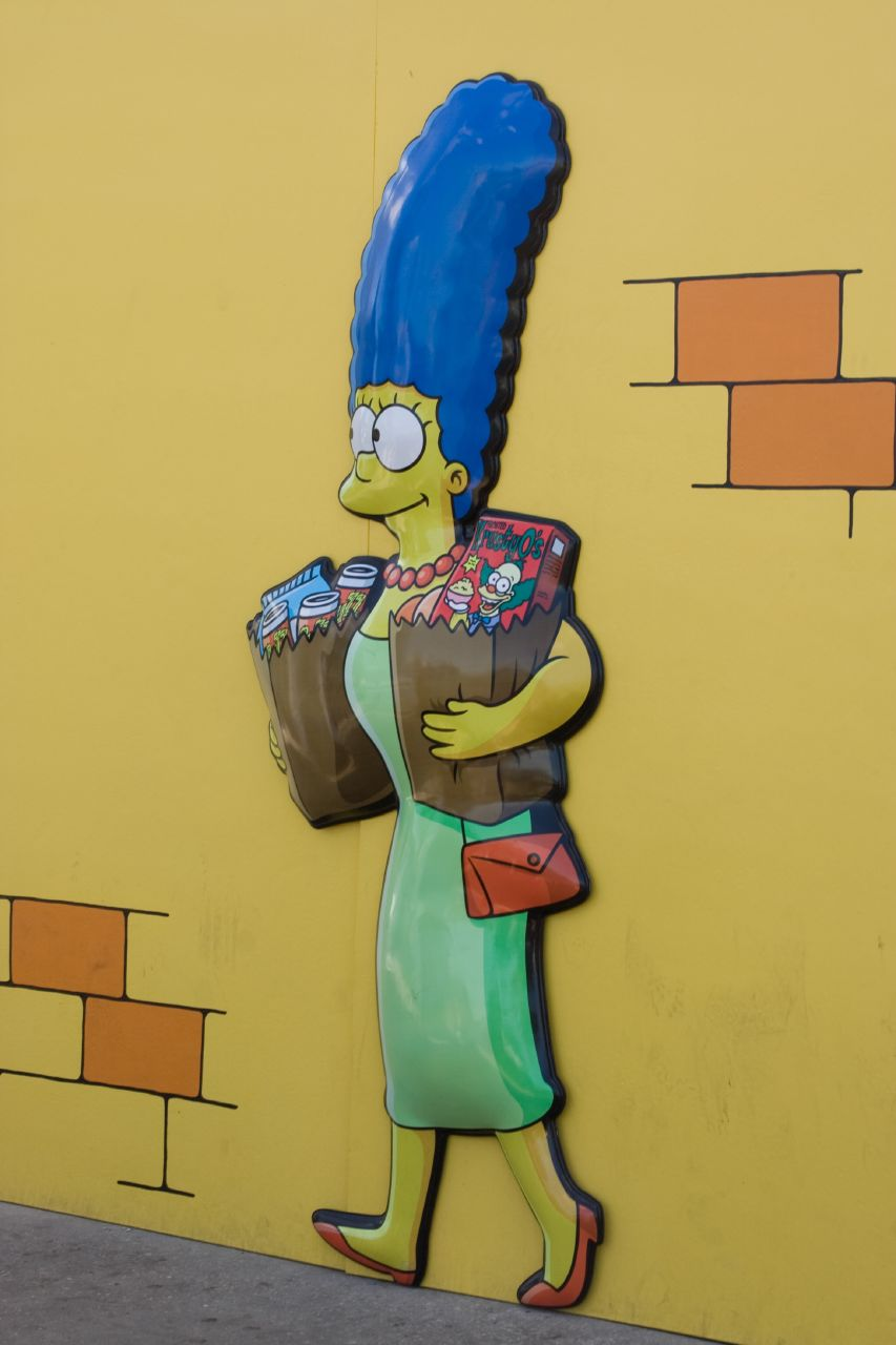 Marge Simpson 10