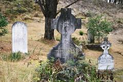 O'Keefe, Swetnam and Cullen (SplaTT) Tags: mountains cemetery geotagged headstones australia victoria graves 1928 okeefe cullen 1897 1894 1896 pc3723 woodspoint auspctagged greatdividingrange swetnam michaelokeefe marianokeefe catherineokeefe elizabethangelaokeefe jameswilliamswetnam bernar